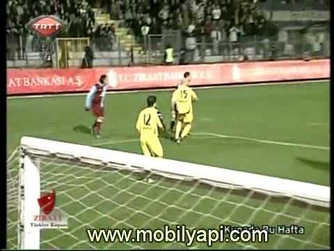 Trabzonspor Ankaragücü Maç Özeti