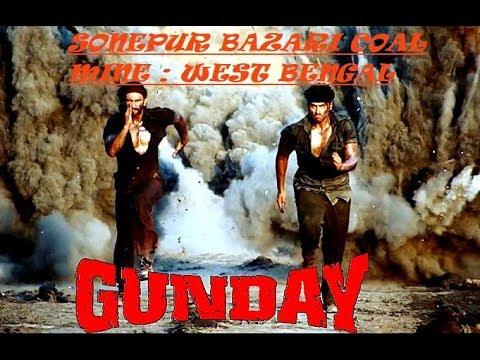 gunday movie shooting    Coal mine    part 3