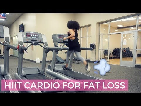 How I Lost Over 30 Pounds   HIIT Cardio Routine at the Gym