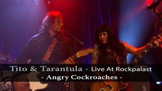Tito & Tarantula - Angry Cockroaches (Live At Rockpalast) (2008) Resimi