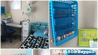 DIY Budget-friendly Small Space Solutions | Dorm Room | Spare Room| Studio Apartment Easy