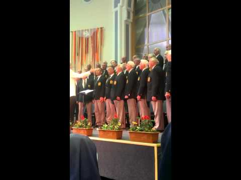 Plymouth Area Police Choir, Anthem from Chess