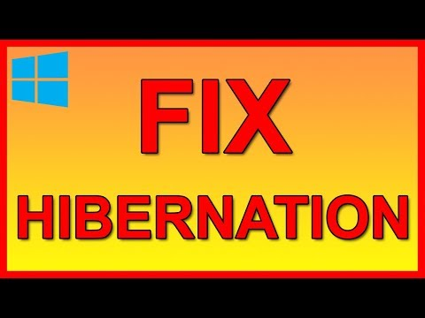 How To Fix Hibernation Option Not Showing In Windows 10