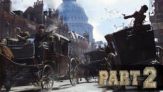 Assassin's Creed Syndicate [60 FPS] — Часть 2: Битва на каретах