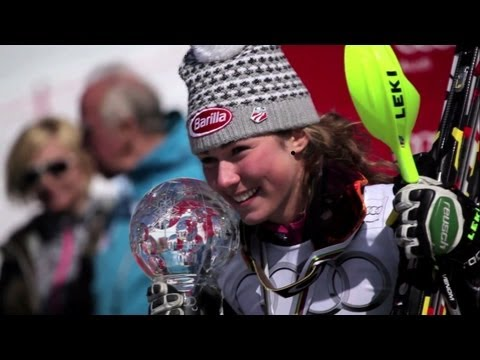 Mikaela Shiffrin • Road To Glory [HD]