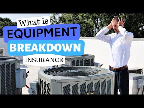 What Is Equipment Breakdown Insurance?