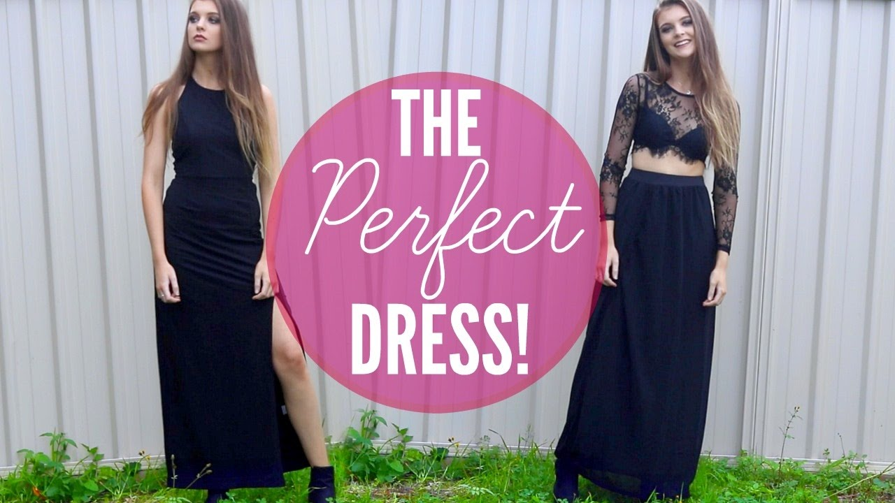 PROM ADVICE! MY TIPS ON FINDING THE PERFECT DRESS ft justfashionow ...