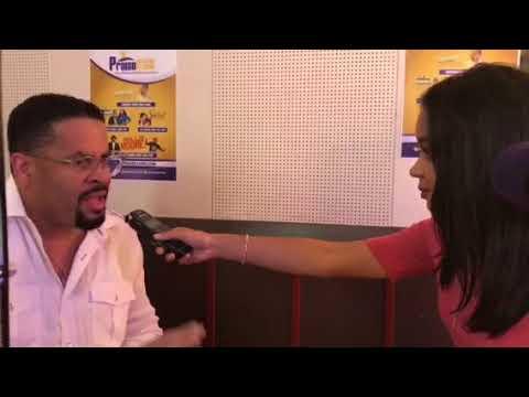 Asia Interviews Gospel Singer Byron Cage