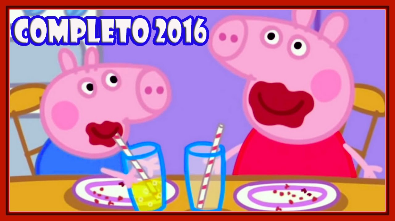 Peppa pig italiano nuovi episodi 2016 completo hd 1 for Peppa in italiano