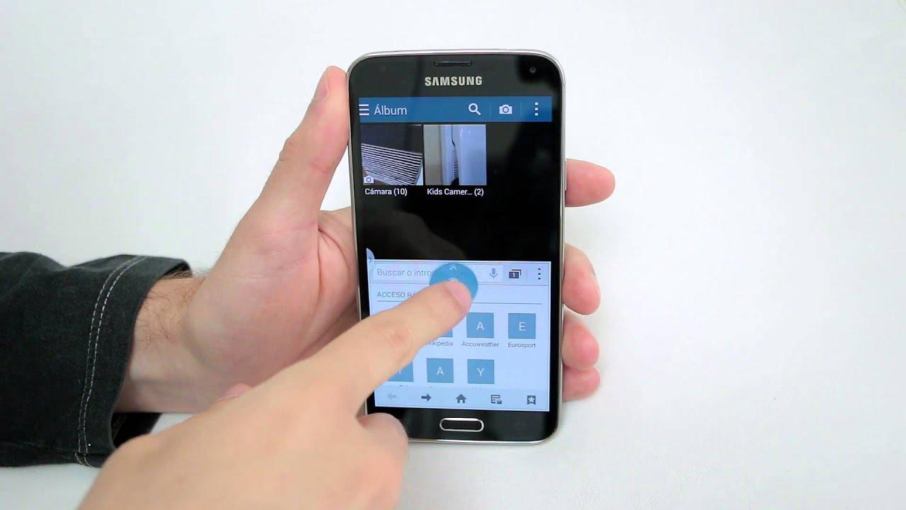 Ventanas multiples Samsung J7