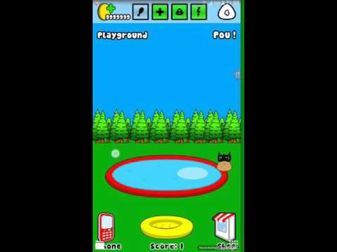 Cara Cheat Pou Di Android