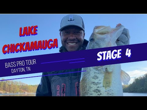 Lake Chickamauga/MLF Bass Pro Tour:Part 1