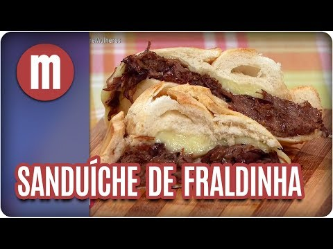 Sanduíche de fraldinha - Mulheres (13/02/18)