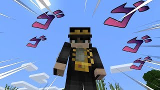 Jotaros Bizarre Minecraft Adventure