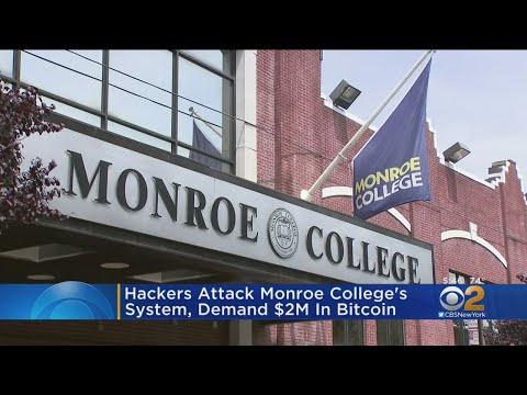 Monroe College Hacked