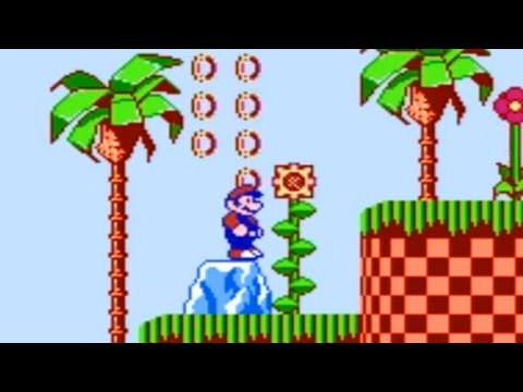 Somari (NES) Playthrough - NintendoComplete