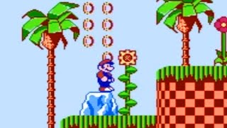 Somari (NES) Playthrough - NintendoComplete