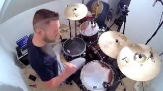 Muse - Psycho (Drum Cover)