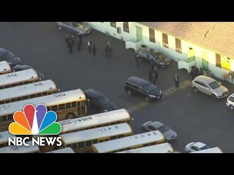 Los Angeles Bomb Threat Closes All Public Schools | NBC News