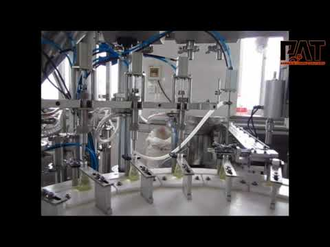 Customised Precision Filling Machine