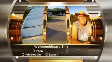 Wohnmobiloase Binz - Prora auf der Insel Rügen