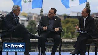 De Frente con el Presidente No. 69 | Acontecimientos San Juan Sacatepéquez