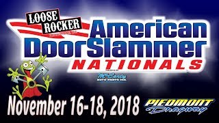 7th Annual American Doorslammer Nationals - Sunday