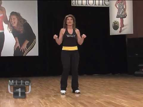 Leslie Sansone 5 Mile Fat Burning Walk Youtube