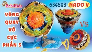 INFINITY NADO 5 - Nado V ❤️ Hỏa Nhật Tinh Anh ❤️ Đại Chiến Vô Cực Mã 634503 INFINITY NADO V