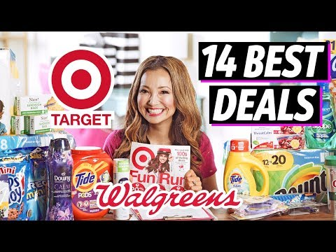 ★ BEST Freebies & Deals this Week! (Target & Walgreens Couponing)
