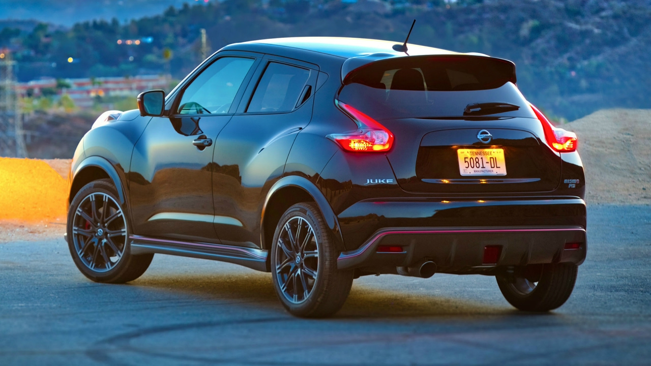 Nissan Juke R >> 2017 Nissan JUKE NISMO RS - Style and Dynamic Performance ...