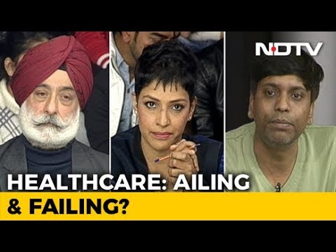 We The People: India's Healthcare: What's The Cure?