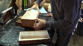 Building A 3 Foot Tall Wooden Nutcracker Hearth Decoration - #3
