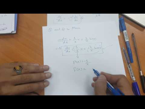 Math for Engineering _ Bernoulli Equation  _ Qatar