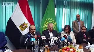 بالفيديو: وزير الزراعة يشكر محافظ القليوبية لإزالة التعديات على أراضى مركز البحوث