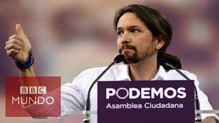 Podemos: el partido español que quiere ganar como Syriza
