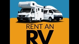 RV Rental Las Vegas | Best Rental Rates | Reserve Now