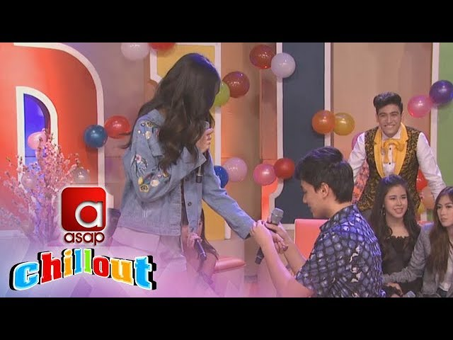 ASAP Chillout: Why did Edward give Maymay a charm?