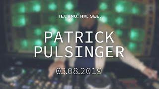 Patrick Pulsinger | TECHNO AM SEE 2019