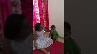 Finger Family Rhyme by Anvita and Anvay