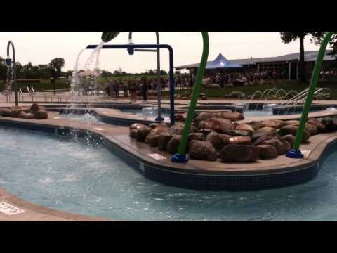 Prophetstown State Park Aquatic Center Grand Opening