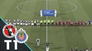 Xolos vs Chivas - Primer Tiempo - Jornada 10 (Torneo Clausura 2014)