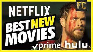 Top 10 New Movies on Netflix, Prime & HULU | New Release Movies on Netflix & More | Flick Connection