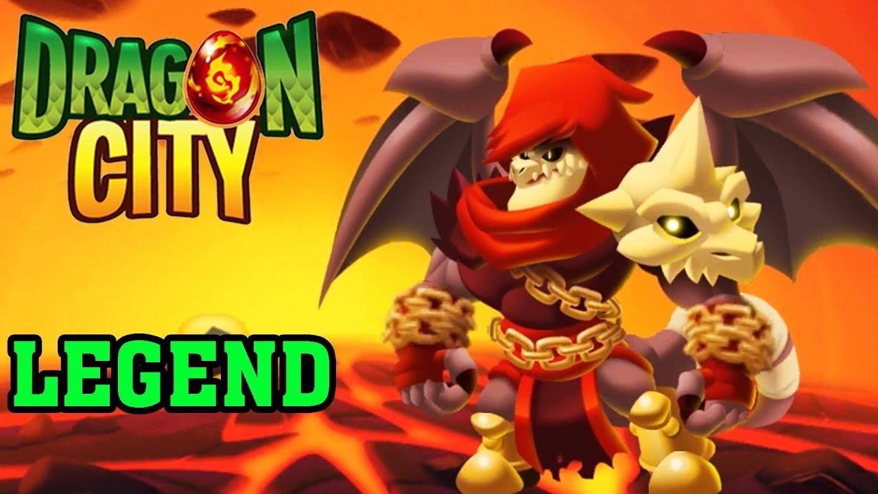 🐲Rồng Huyền Thoại Đầu Lâu Xương Sọ Vua Quỷ – Dragon City Game Mobile Android, Ios