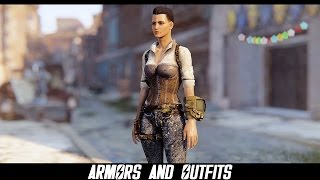 Fallout 4 Mods: Armors and Outfits