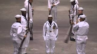 QUEBEC TATTOO 2012 - US NAVY CEREMONIAL ...