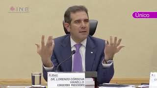 INE busca vigilar el principio de legalidad en los procesos electorales de los estados