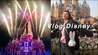 Vlog.在迪士尼做梦的一天