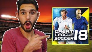 Dream League Soccer 2018 Çıktı Tepkim! 🇹🇷 Bekletimin Altında Kaldı!