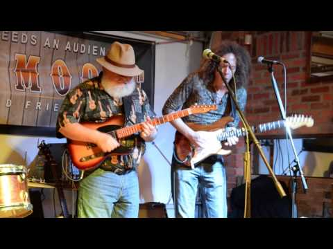 The Lou Moore Band - Matchbox Blues, May 18,  2016